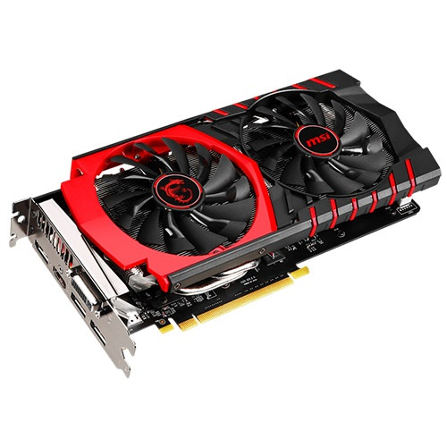 GTX 960 GAMING 2G, GeForce® GTX 960 1127-1279MHz, 2GB GDDR5 7010MHz, PCIe x16 SLI, 3x DP + HDMI + DVI, Retail