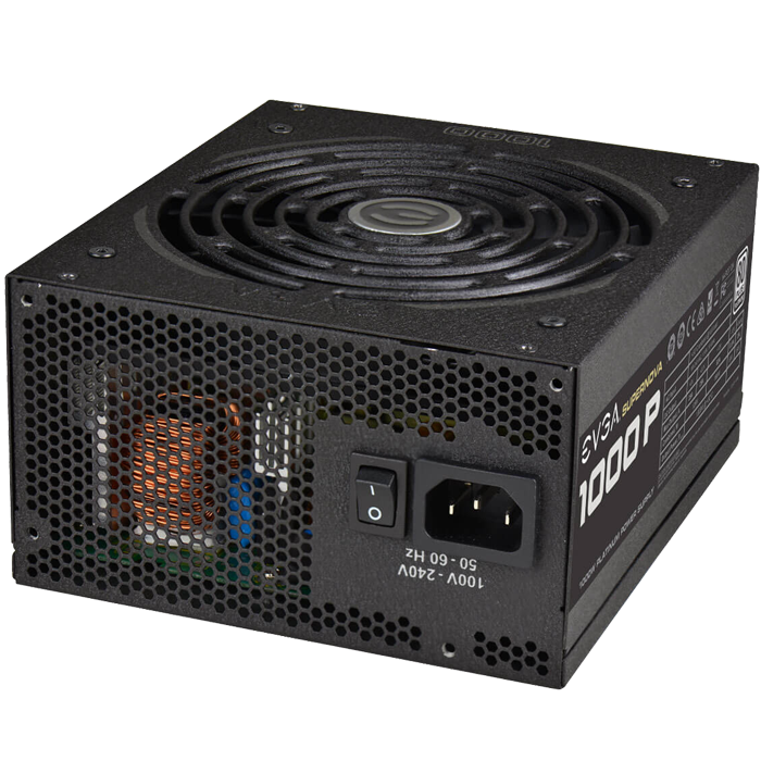 SuperNOVA Series 1000 PS 1000W, 80 PLUS Platinum ECO Mode, Full Modular, ATX Power Supply
