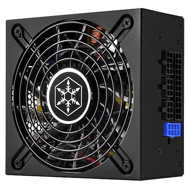 SFX Series® SX500-LG 500W, Black, 80 PLUS® GOLD, Active PFC, SFX-L, Fully Modular, Power Supply