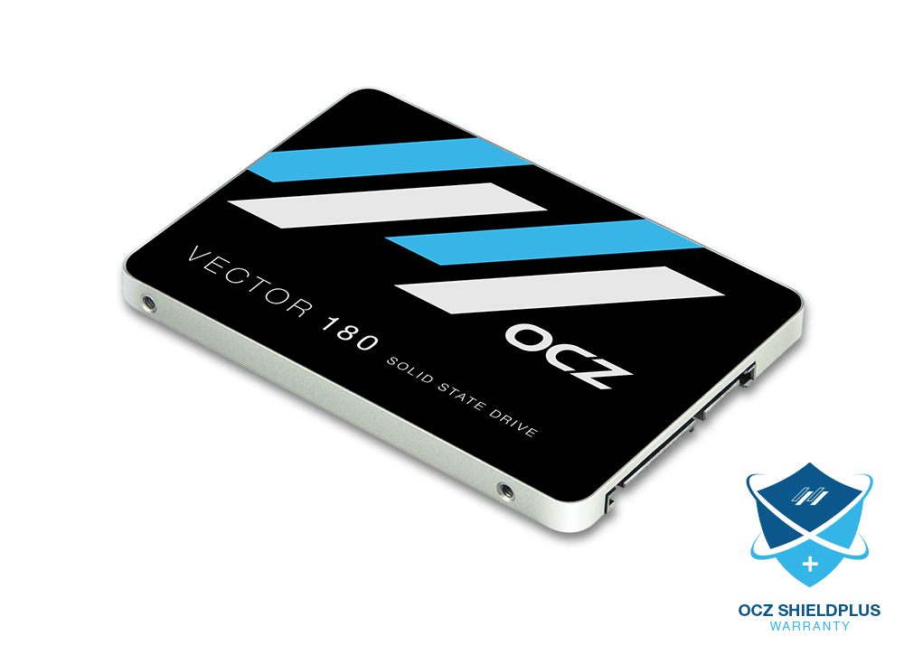 480GB Vector 180 SSD SATA 6Gb / s 550 / 530 MB / s MLC 2.5-Inch 7mm Retail