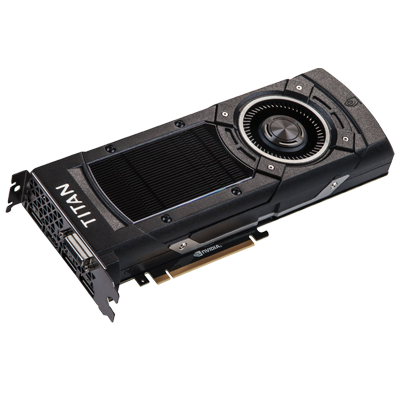 GeForce® GTX TITAN X 1000-1075MHz, 12GB GDDR5 7010MHz Graphics Card