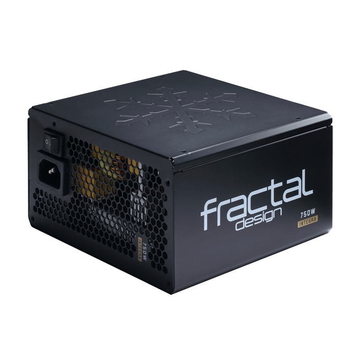 Integra M Series FD-PSU-IN3B-750W 750W, 80 PLUS Bronze, Semi Modular, ATX Power Supply