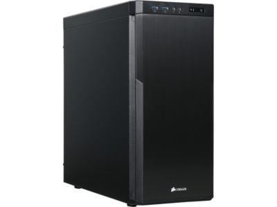 Carbide Series 330R Blackout Edition Ultra Silent Mid Tower Case