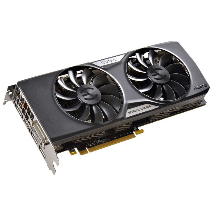 GeForce GTX 960 FTW GAMING ACX 2.0+, 1304 - 1367MHz, 2GB GDDR5 128-Bit, PCI Express 3.0 Graphics Card