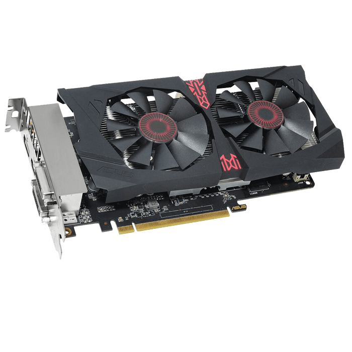 Radeon R7 370 2GB 256-Bit GDDR5 PCI Express 3.0 HDCP Ready CrossFireX Support Video Card
