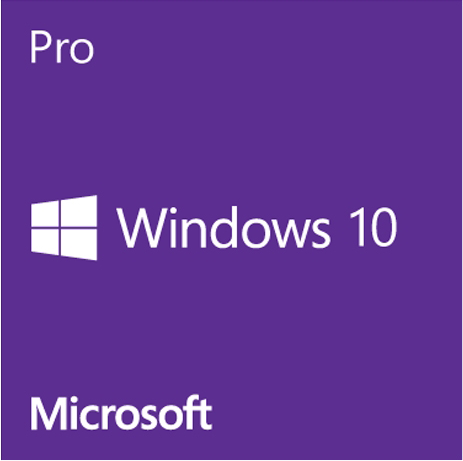 Windows 10 Professional 64-bit Edition, OEM