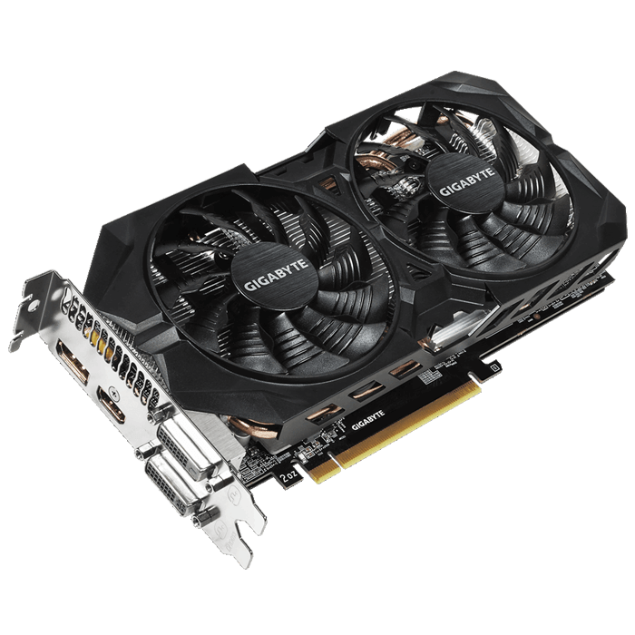 Radeon R9 380 4GB 256-Bit GDDR5 PCI Express 3.0 HDCP Ready ATX Video Card