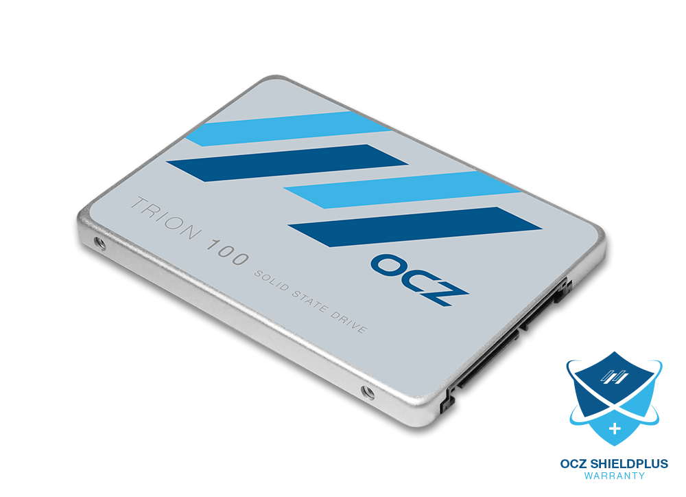 960GB Trion 100  SSD SATA 6Gb / s 550 / 530 MB / s TLC 2.5-Inch 7mm Retail