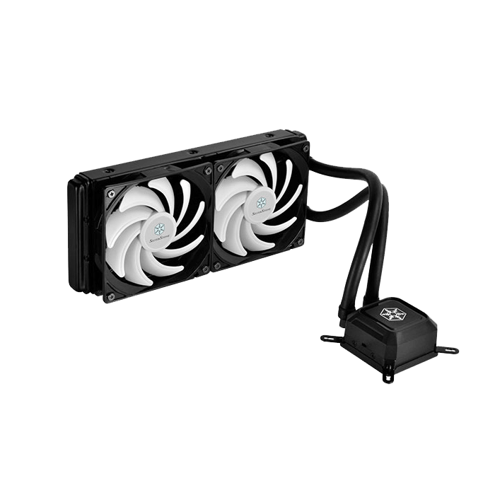Tundra Series TD02-LITE 2x120mm Fan, Socket 2011-3/1151/1150, FM2/AM3+/AM2+, CPU Liquid Cooling System
