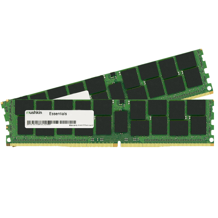 8GB (2 x 4GB) Enhanced Essentials PC4-17000 DDR4 2133MHz CL15 (15-15-15-35) 1.2V SDRAM DIMM, Non-ECC Memory