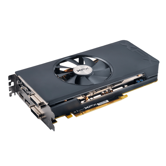AMD Radeon R7 370 2GB Core Edition Single Fan 256-Bit GDDR5 PCI Express 3.0 Crossfire Video Card