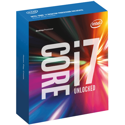 Core i7-6700 Quad-Core 3.4 - 4.0GHz TB, HD Graphics 530, LGA 1151, 8MB L3 Cache, DDR3L / DDR4, 14nm, 65W, Retail Processor
