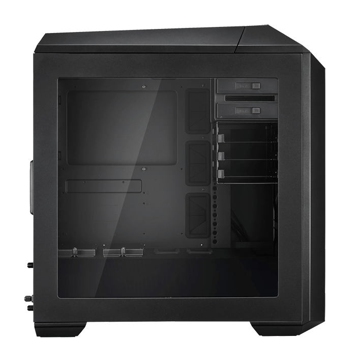MasterCase Pro 5 with FreeForm Modular System, Window Side Panel, Top Mesh Cover and Watercooling Bracket by Cooler Master Mid-Tower Case