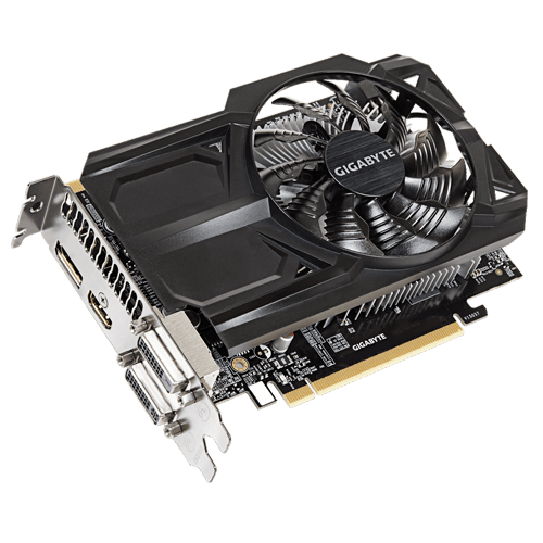 GeForce GTX 950 2GB 128-Bit GDDR5 PCI Express 3.0 SLI Support GV-N950OC-2GD Video Card