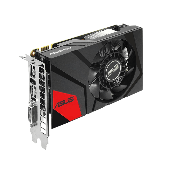 GeForce GTX 950 GTX950-M-2GD5, 1026 - 1190MHz, 2GB GDDR5 128-Bit, PCI Express 3.0 Graphics Card