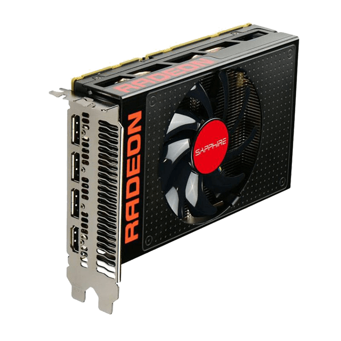 Radeon R9 Nano, 21249-00-40G, 1000MHz, 4GB HBM 4096-Bit, PCI Express 3.0 Graphics Card