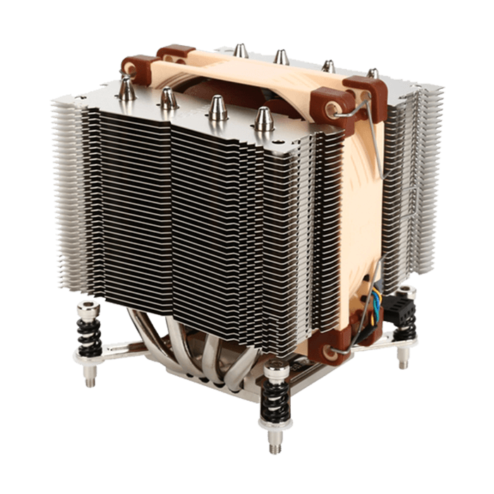 NH-D9DX i4 3U, Socket 2011-3, 110mm Height, Copper/Aluminum, Retail CPU Cooler