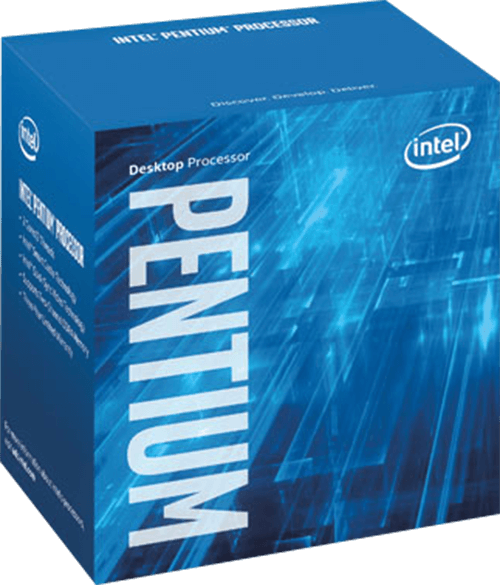 Pentium G4500 Dual-Core 3.5GHz, HD Graphics 530, LGA 1151, 3MB L3 Cache, DDR3L / DDR4, 14nm, 51W, Retail Processor