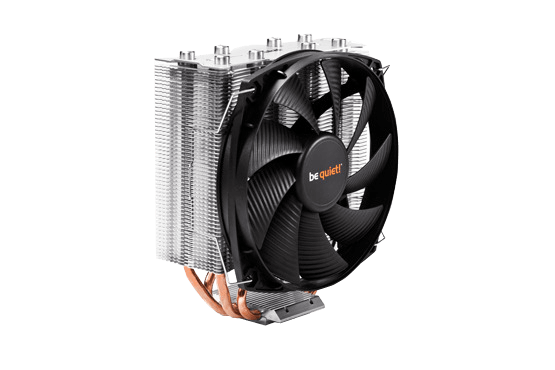SHADOW ROCK SLIM SilentWings CPU Cooler 160W TDP