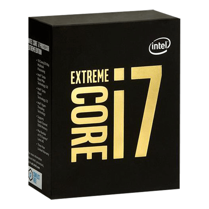 Core i7-6950X Ten-Core 3.0 - 3.5GHz TB, LGA 2011-3, 25MB L3 Cache, DDR4, 14nm, 140W, Retail Processor