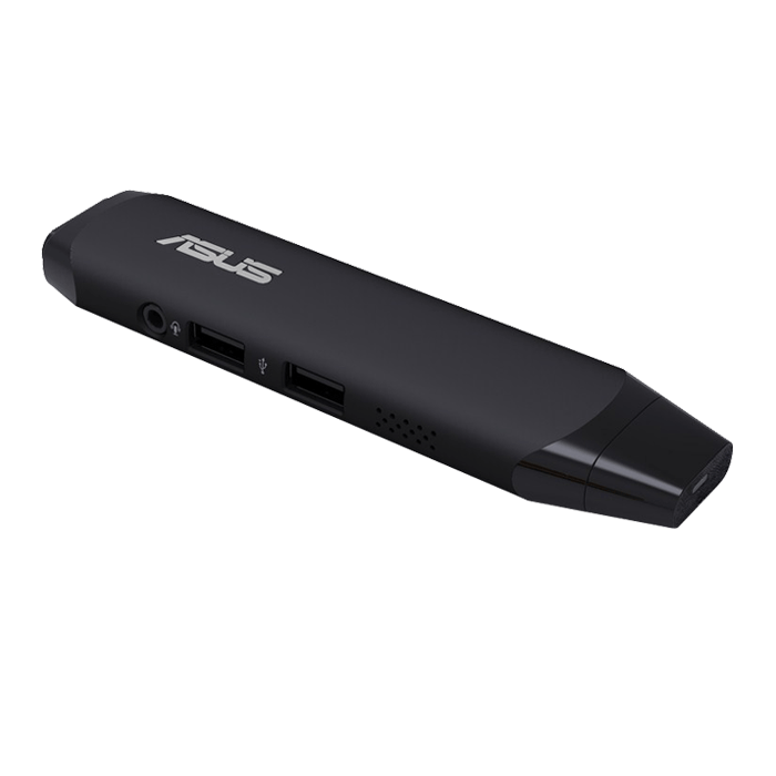 TS10-B017D, Intel Atom x5-Z8350, LPDDR3 2GB, 32GB eMMC, HDMI, Black, Windows 10 Home, Retail VivoStick PC