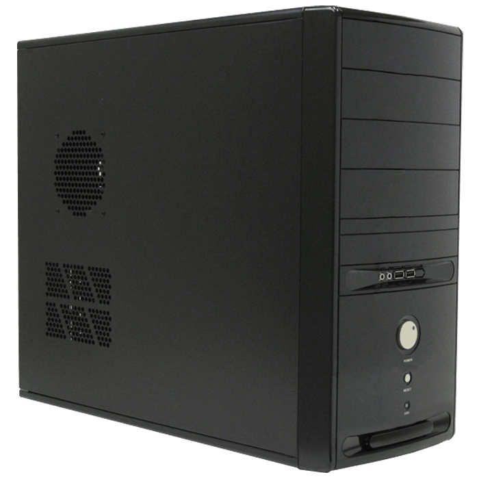 Powered By Intel B85 Chipset, Small Business Advantage Custom Computer Desktop