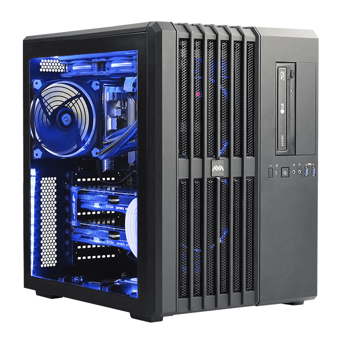 Gaming Desktop - Avant Mid-Size Gaming PC