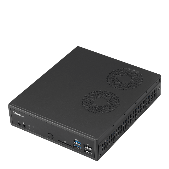 Mini PC - SHUTTLE DH170 6th generation Intel® Celeron / Core i3 / Core i5 / Core i7 / Pentium Mini PC