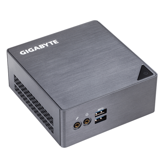 Mini PC - Gigabyte BRIX GB-BSi7H-6500 6th generation Intel® Core™ i7-6500U Mini PC