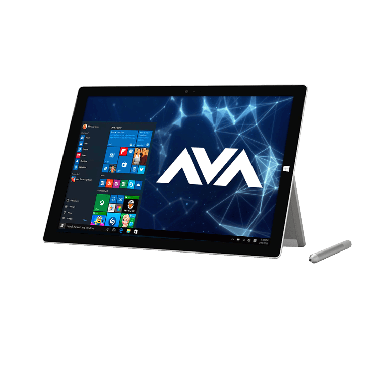 Affinity Surface Pro 3 <br />MQ2-00019