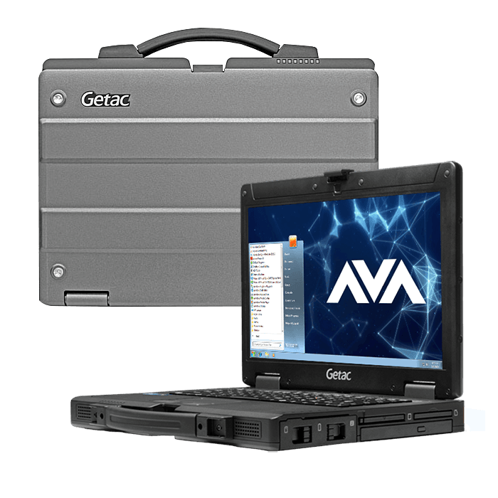 Rugged Notebook - Getac S400 Core™ i5 / i3 Semi Rugged Notebook, 14
