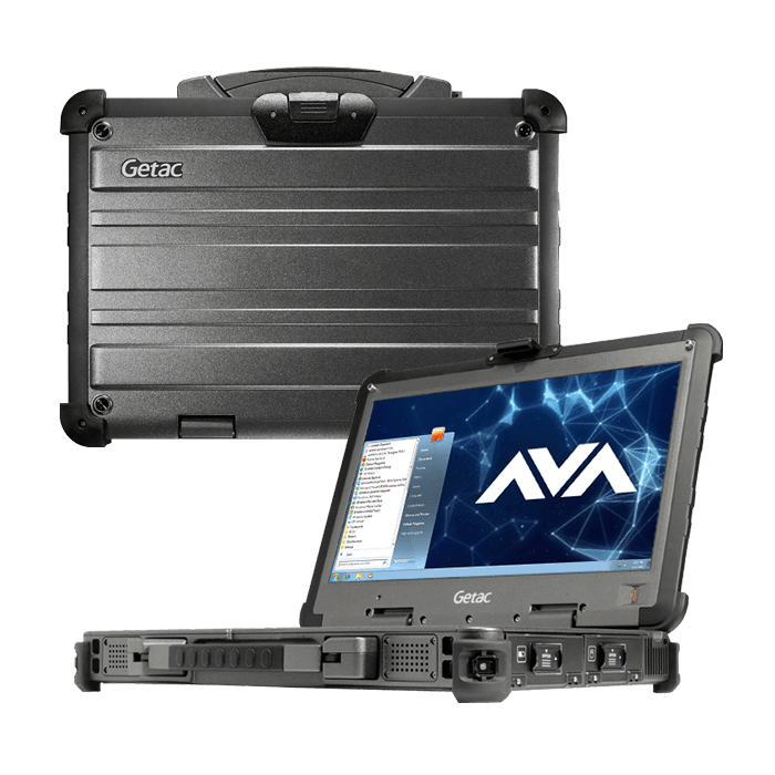 Rugged Notebook - Getac X500 G2 Core™ i5 / i7 Ultra Rugged Notebook, 15.6