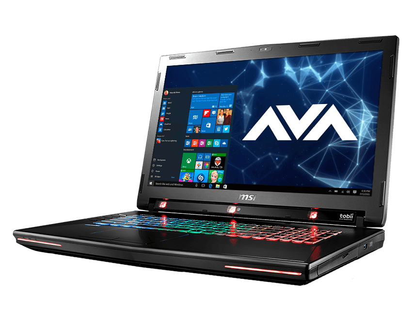 MSI GT72S G Tobii-805, Intel Core i7-6820HK, Gaming Notebook with Tobii Eye Tracking Technology, 17.3