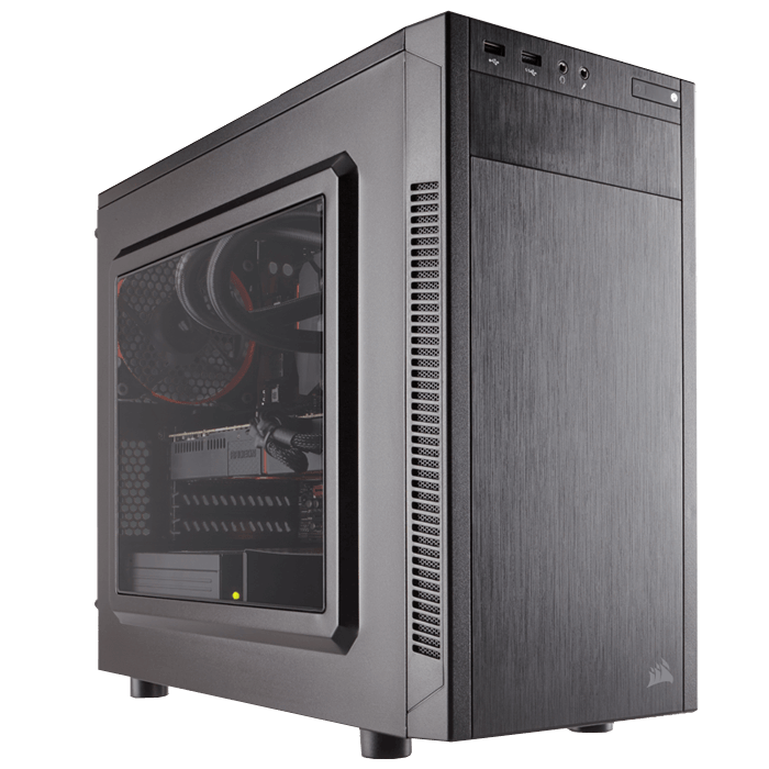 Compact Gaming PC - Powered By Intel 6th Gen Skylake Core™ i3 / i5 / i7, H170 Chipset, Compact Gaming Desktop