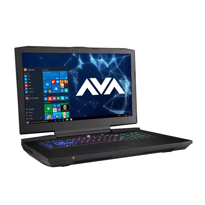 Avatar P870DM-G VR Laptop