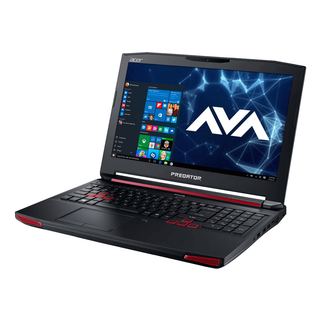 Gaming Laptop - Acer Predator 15 G9-591-70VM, Intel Core i7-6700HQ, Gaming Laptop, 15.6