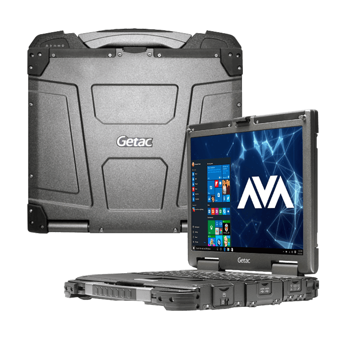 Rugged Notebook - Getac B300 G6 Core™ Fully Rugged Notebook, 13.3