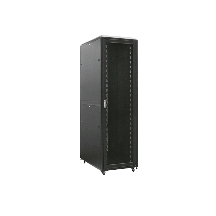 Rack Cabinet - WN5212DP 52U 1200mm Depth Dual Panels Rackmount Server Cabinet