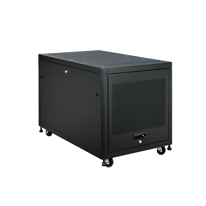 Rack Cabinet - WSE-1010 10U 1000mm Depth Stylish Rackmount Server Cabinet
