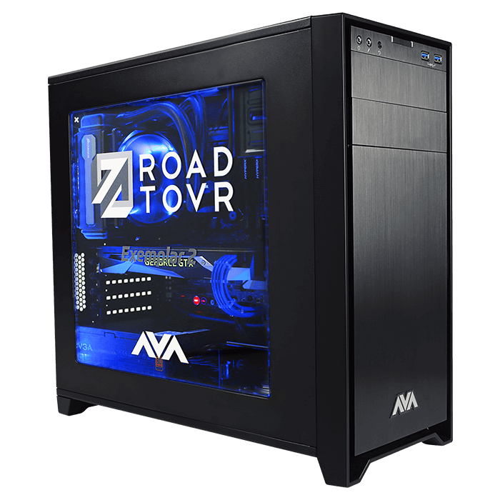 Gaming Desktop - AVA Exemplar 2 by Road to VR