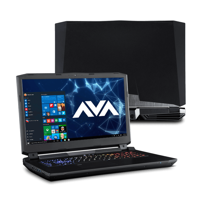 Gaming Laptop - Quick Ship Clevo P775DM3 17.3