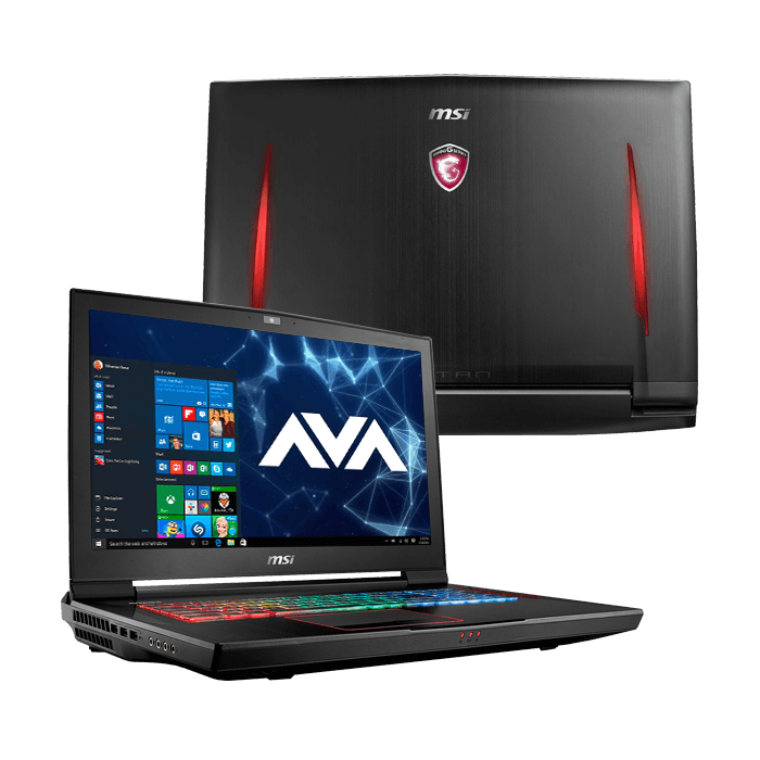 Gaming Laptop - MSI GT73VR TITAN-017 17.3