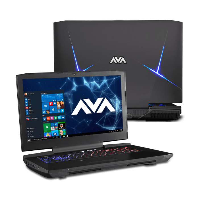 Gaming Laptop - Avatar P870DM2 VR Laptop