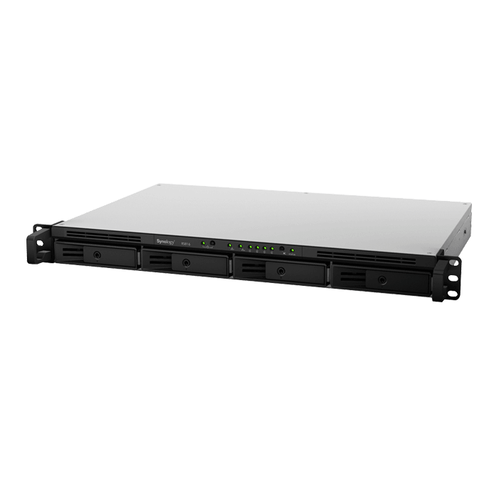 Storage Server - RackStation RS816 Marvell Armada 385 88F6820 SATA 4-bay Compact and Scalable NAS Server System