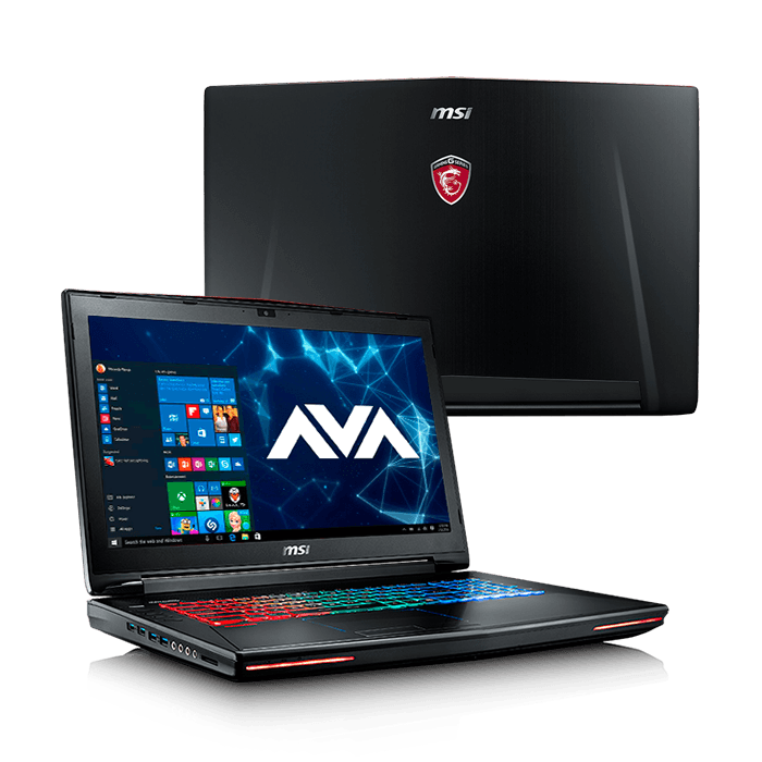 Gaming Laptop - MSI GT72VR Dominator-449 17.3