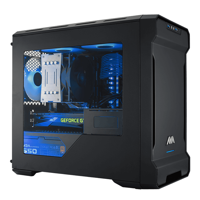 Avant Mini Tower Gaming Pc Avadirect