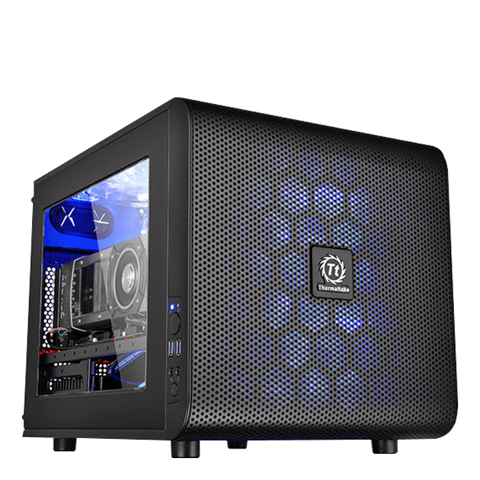 Compact Gaming PC - Powered By Intel 7th Gen Kaby Lake Core™ i3 / i5 / i7, B250 Chipset, Compact Gaming Desktop