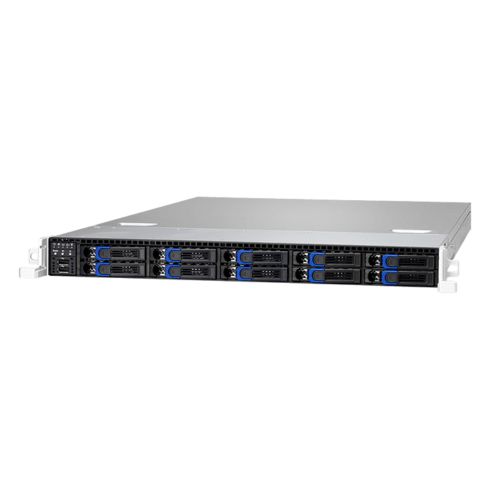1U Rack Server - GT62BB7076 (B7076G62BV10HR) Intel Xeon® E5-2600 v4 SAS/SATA Series Server System