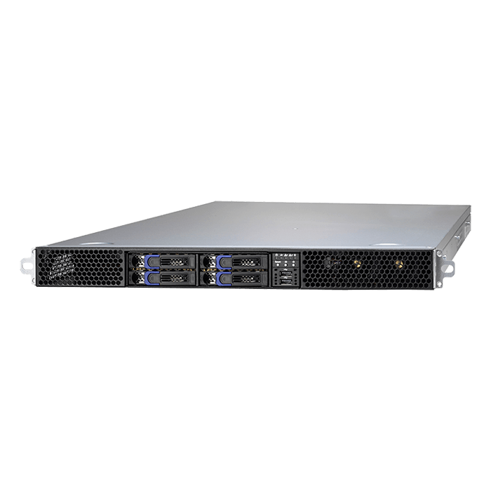 1U Rack Server - GA80B7081 (B7081G80V4HR-N) Intel Xeon® E5-2600 v4 SATA GPU Series Server System