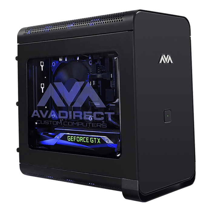 Gaming Desktop - Avatar H VR Desktop